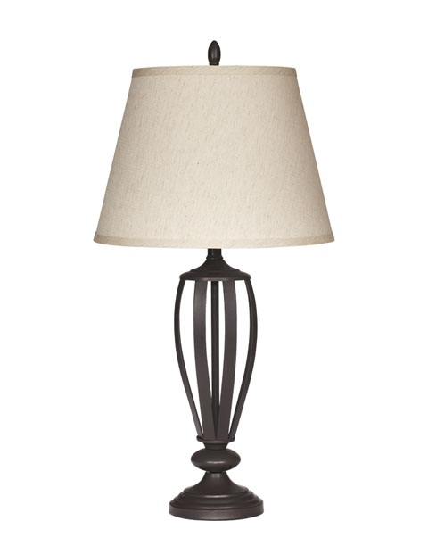 Mildred Metal Table Lamp (2/CN) great value, great price.