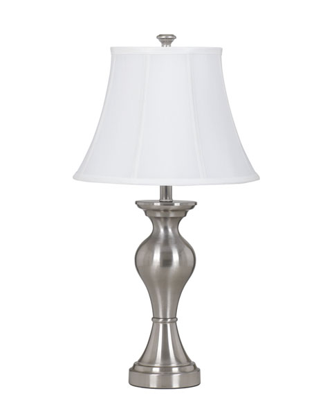Rishona Metal Table Lamp (2/CN) great value, great price.
