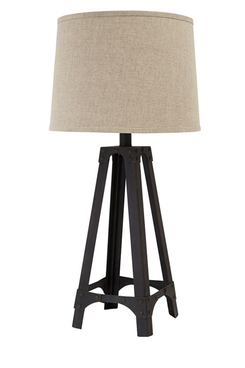 Satchel Metal Table Lamp (1/CN) great value, great price.