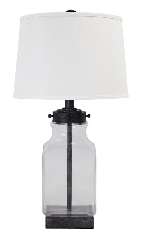 Sharolyn Glass Table Lamp (1/CN) great value, great price.