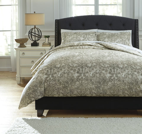 Kelby King Duvet Cover Set great value, great price.