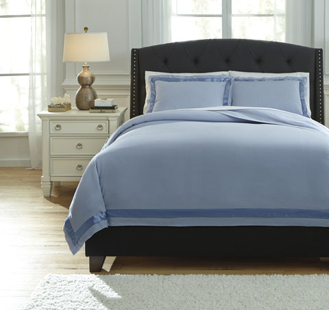 Farday Queen Duvet Cover Set great value, great price.