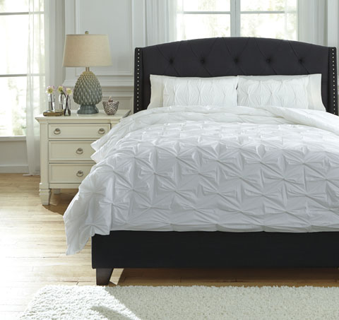 Rimy King Comforter Set great value, great price.