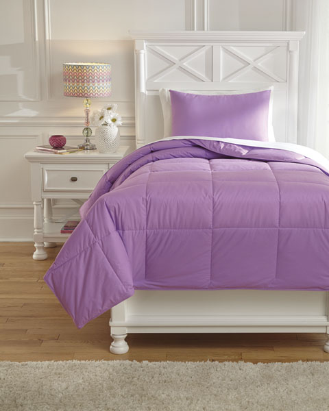 Plainfield Twin Comforter Set great value, great price.