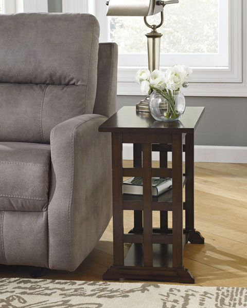 Braunsen Chair Side End Table great value, great price.