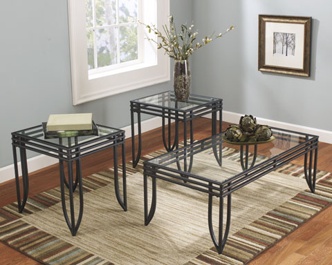 Exeter Occasional Table Set (3/CN) great value, great price.