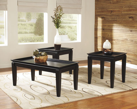 Delormy Occasional Table Set (3/CN) great value, great price.