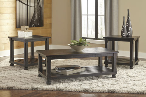 Mallacar Occasional Table Set (3/CN) great value, great price.