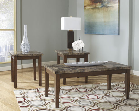 Theo Occasional Table Set (3/CN) great value, great price.