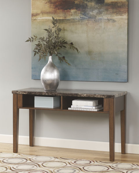 Theo Console Sofa Table great value, great price.