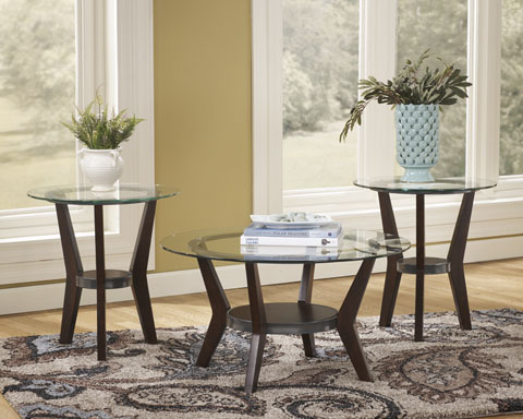 Fantell Occasional Table Set (3/CN) great value, great price.