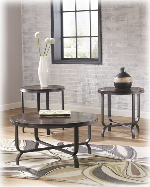Ferlin Occasional Table Set (3/CN) great value, great price.
