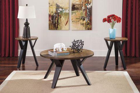 Ingel Occasional Table Set (3/CN) great value, great price.