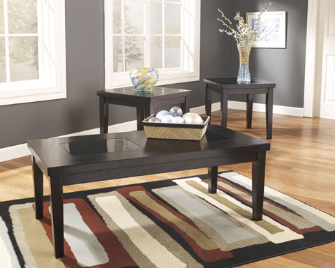 Denja Occasional Table Set (3/CN) great value, great price.
