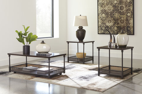Kalmiski Occasional Table Set great value, great price.