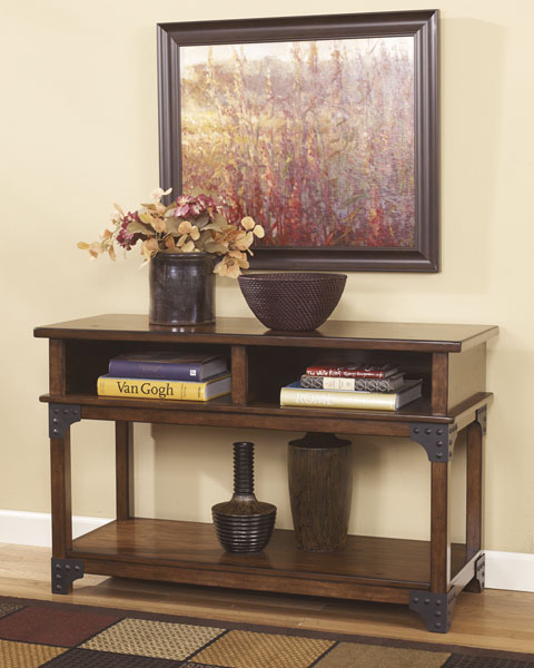 Murphy Console Sofa Table great value, great price.