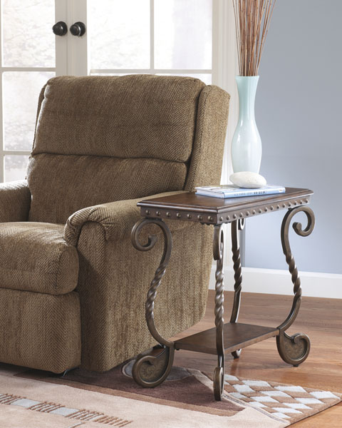 Rafferty Chair Side End Table great value, great price.