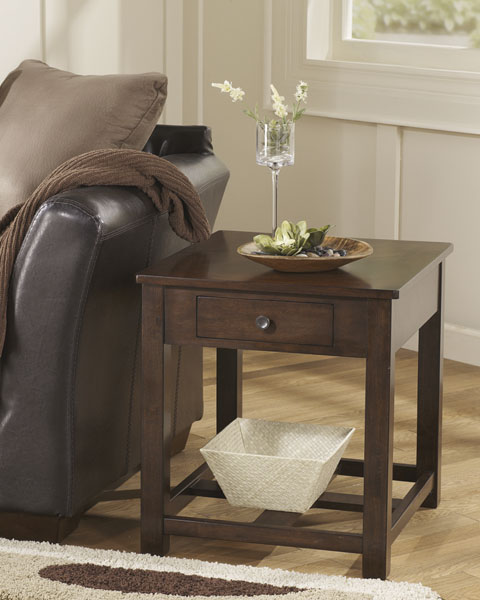 Marion Rectangular End Table great value, great price.