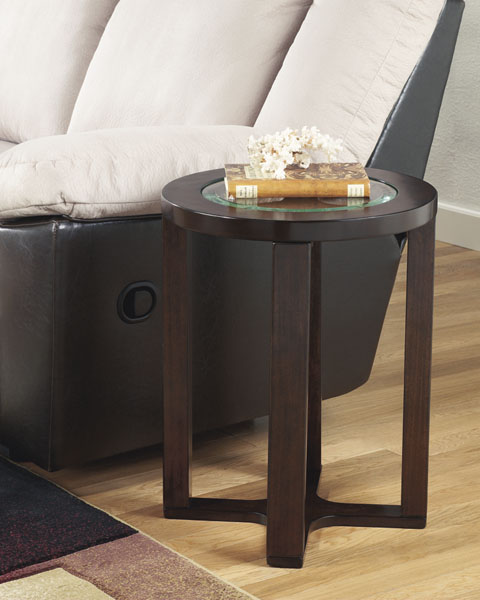 Marion Round End Table great value, great price.