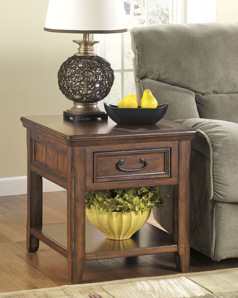 Woodboro Rectangular End Table great value, great price.