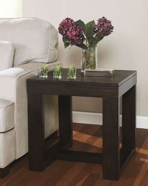 Watson Square End Table great value, great price.