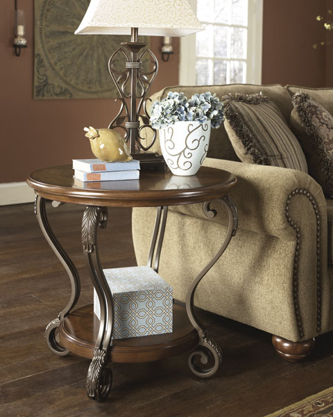 Nestor Round End Table great value, great price.
