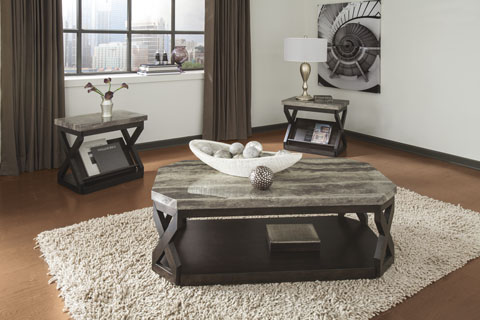 Radilyn Occasional Table Set (3/CN) great value, great price.