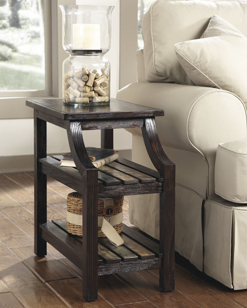 Mestler Chair Side End Table great value, great price.