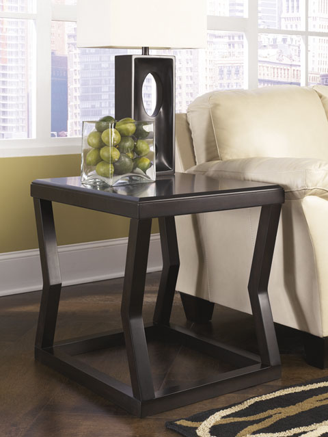 Kelton Rectangular End Table great value, great price.