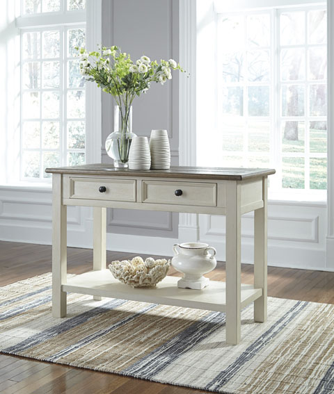 Bolanburg Sofa Table great value, great price.