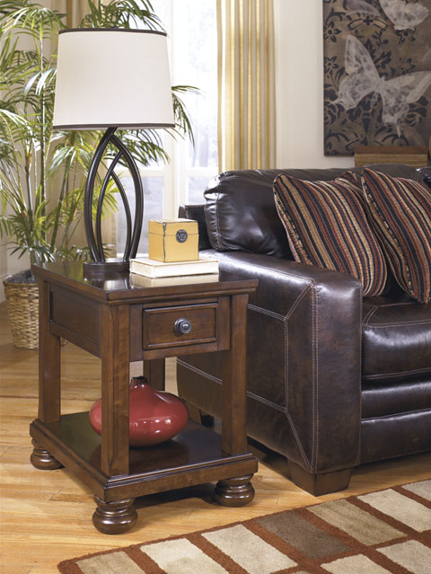 Porter Chair Side End Table great value, great price.
