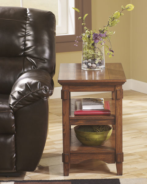 Cross Island Chair Side End Table great value, great price.