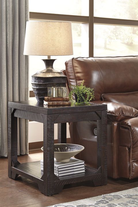 Rogness Rectangular End Table great value, great price.