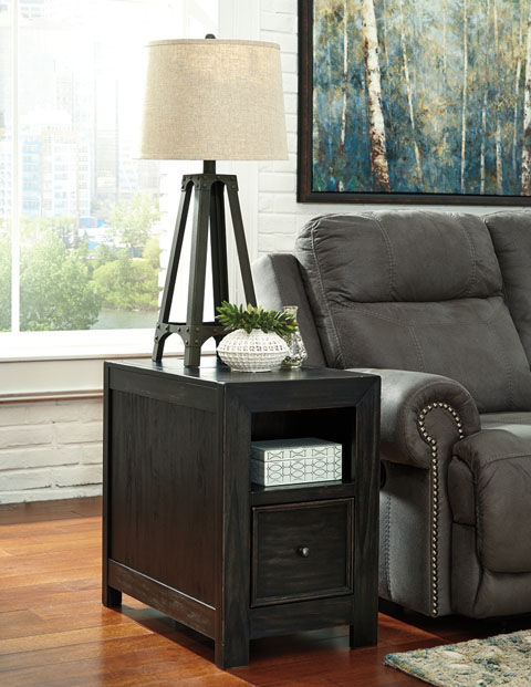 Gavelston Chair Side End Table great value, great price.