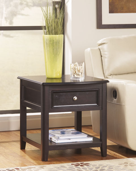 Carlyle Rectangular End Table great value, great price.