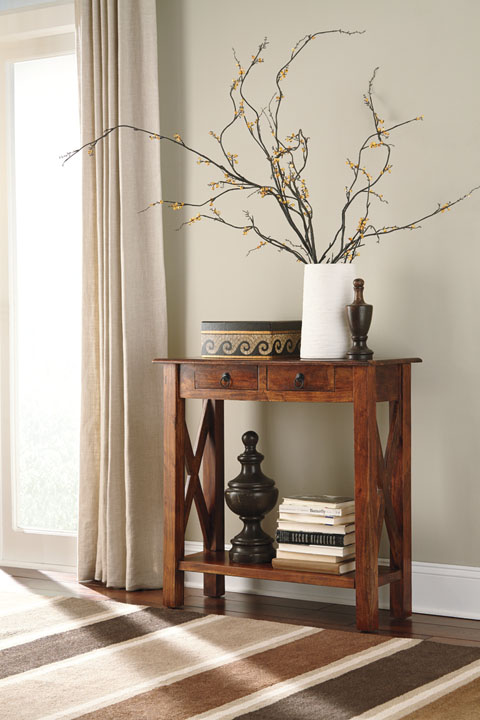 Abbonto Console Sofa Table great value, great price.