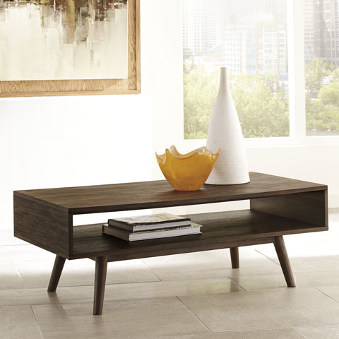 Kisper Rectangular Cocktail Table great value, great price.