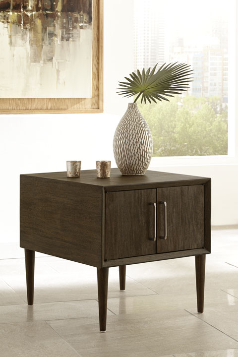 Kisper Square End Table great value, great price.