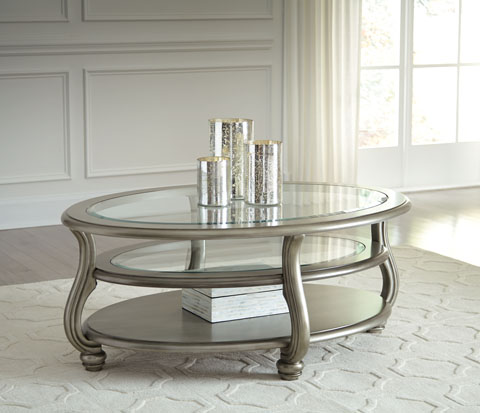 Coralayne Oval Cocktail Table great value, great price.