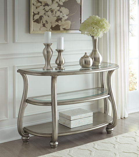 Coralayne Sofa Table great value, great price.