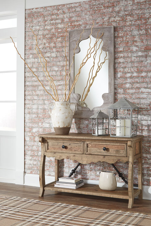 Dazzelton Sofa Table great value, great price.