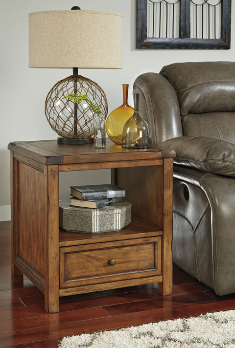 Tamonie Square End Table great value, great price.