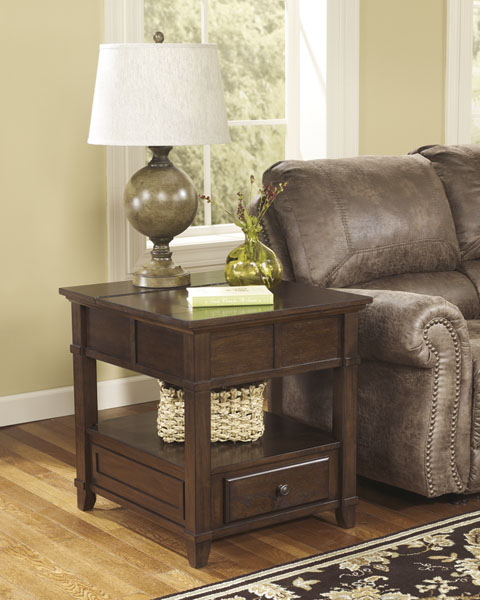 Gately Rectangular End Table great value, great price.