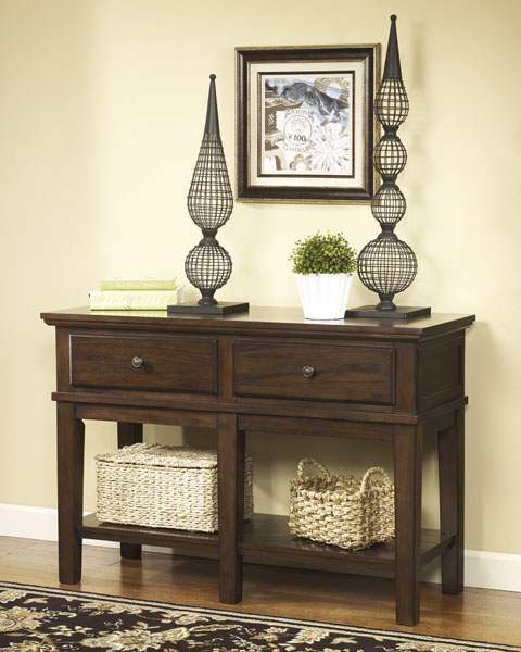 Gately Console Sofa Table great value, great price.