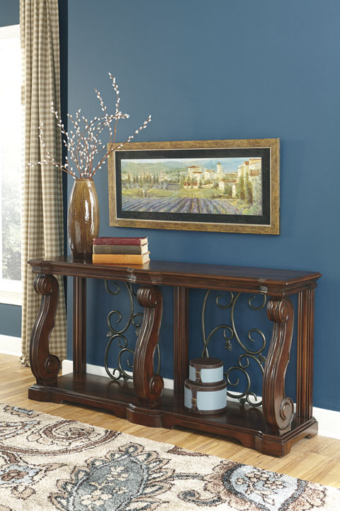 Alymere Sofa Table great value, great price.