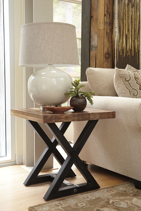 Wesling Square End Table great value, great price.