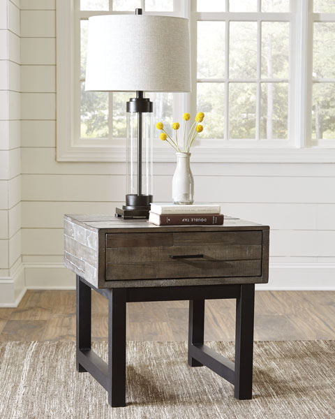 Mondoro Square End Table great value, great price.