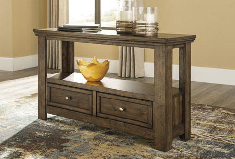 Flynnter Sofa Table great value, great price.