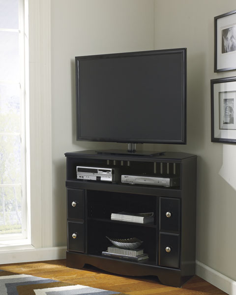 Shay Corner TV Stand/Fireplace OPT great value, great price.