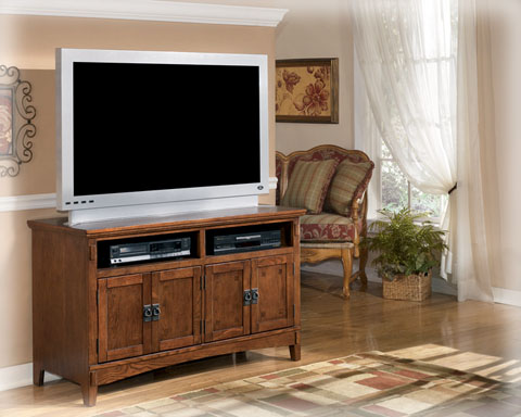 Cross Island Medium TV Stand great value, great price.